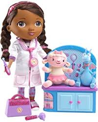 amazon disney doc mcstuffins checkup