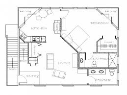 house plans with mother in law apartment floor kitchen single