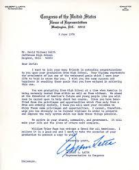 graduate finds letters from congressman delphos herald