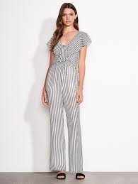top jumpsuit the ali cherry on top jumpsuit in black white