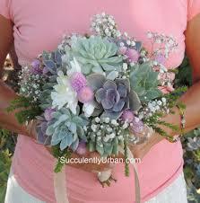 succulent bouquet succulent bouquet mauve