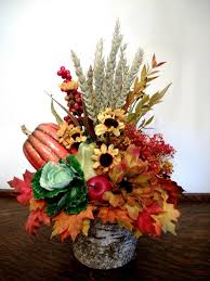 furniture table dining leaf centerpieces fall decor celebrating