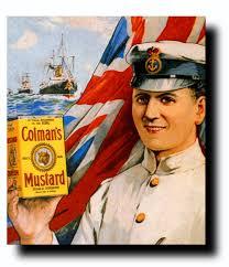 colman s mustard resources media advertising posters packaging colmans mustard