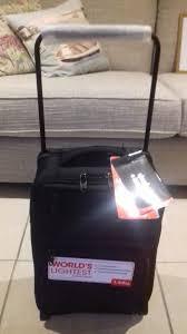 lightest cabin bag it world s lightest cabin bag in berwick upon tweed