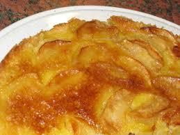 cuisine gateau aux pommes recette de gâteau aux pommes caramélisées la recette facile