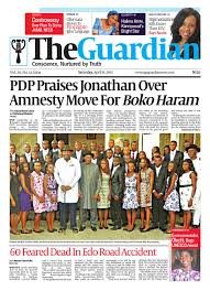 gozie okeke thanksgiving worship sat 06 apr 2013 the guardian nigeria by the guardian newspaper issuu