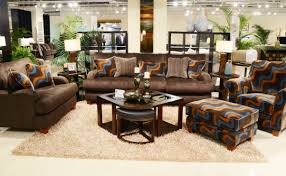 Ken Sofa Set Hartwell Chocolate Sofa Loveseat Chair W Ottoman U0026 Accent Chair
