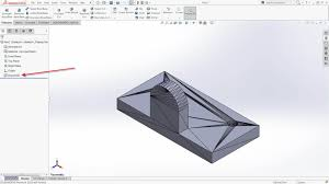importing stl files into solidworks as a solid or surface