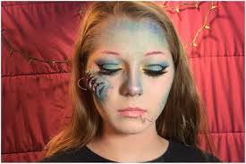 Halloween Makeup Mermaid Hooked Mermaid Sfx Makeup Tutorial Halloween Youtube