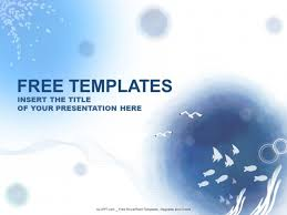 Water Powerpoint Templates by Water Powerpoint Templates Design Free Daily