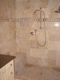 bathroom travertine tile design ideas interior great corner shower design and decoration travertine