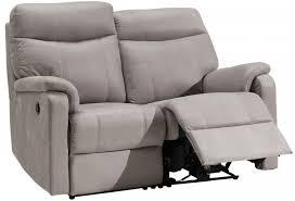 canapé relax 2 places tissu modele como cuir ou tissu canapés salons canapés salons