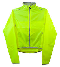 light cycling jacket atd windbreaker jacket visibility yellow women