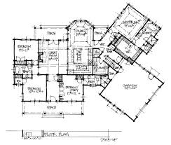 What Is Wic In Floor Plan Conceptual House Plan 1477 Angled One Story Houseplansblog