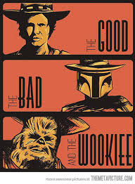 The Good The Bad And The Ugly Meme - image 856108 the good the bad and the ugly cover parodies