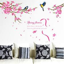 Bird Wall Decals For Nursery by Compare Prices On Spring Wall Decals Online Shopping Buy Low