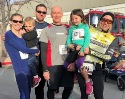our annual thanksgiving 5k punky beat the mayor