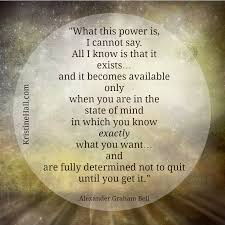 graham bell quote power state of mind kristinehall