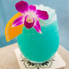 blue cocktails best cocktails on maui travel leisure