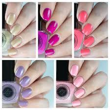 polished lifting perfect formula nail polish swatches and review