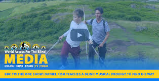 The Blind Side Running Time World Access For The Blind Daniel Kish