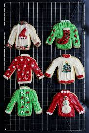 sweater cookies sweater cookies popsugar food