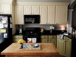 two color kitchen cabinet ideas kitchen exquisite cool colored kitchen cabinets photo