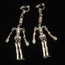 human earrings 453 best figural jewelry images on enamels