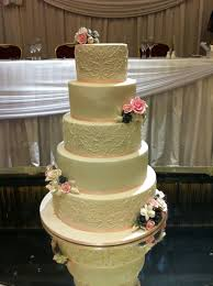 5 Tier Wedding Cake Cakecentral Com