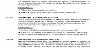 Objective For Electrical Engineer Resume Engineering Student Resume Template Engineering Resume Template