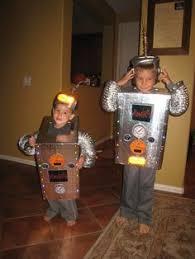 Robot Costume Halloween Robot Costume Robot Costumes Robot Costumes