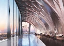 zaha hadid interior zaha hadid s interiors for one thousand museum in miami