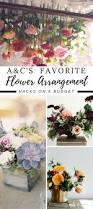 my favorite flower arrangement hacks for home events home