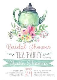 kitchen tea invites ideas tea invitations 3753 as well as tea invitation kitchen