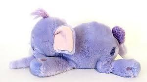 disney store exclusive lumpy heffalump plush animal elephant