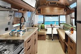 Design Your Own Motorhome Airstream Usa Travel Trailers Touring Coaches Airstream