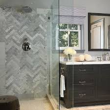 jeff lewis bathroom design herringbone backsplash contemporary bathroom jeff lewis design