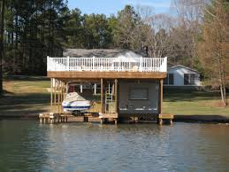 Boat House Lakeland Pier U0026 Boathouse Company Inc In Littleton Nc