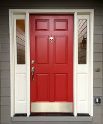 red front door sherwin williams antique red home pinterest