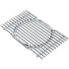 weber 7585 stainless steel cooking grate for summit 400 600 series