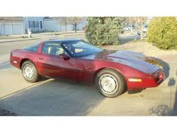 1986 corvette for sale by owner 1986 chevrolet corvette car by owner bayville nj 08721