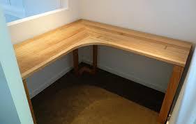 Built In Corner Desk Ideas Fascinating Custom Made Corner Desk 85 About Remodel Modern
