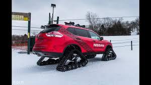 nissan murano hatch tent nissan rogue winter warrior concept
