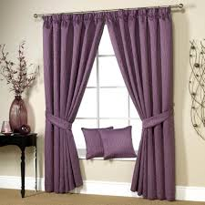 Purple Eclipse Curtains by Curtains Light Blocking Curtains With Red Curtain And White Sofa