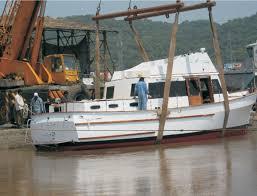 Boat Interior Refurbishment Frp Boat Repairs In India Shm Group