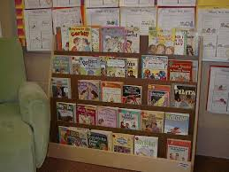setting up organizing and utilizing a classroom library