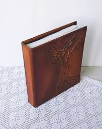 leather photo albums 4x6 photo album 4x6 leather photo album large handmade by annakisart