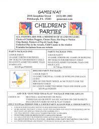 party deals games n u0027 at