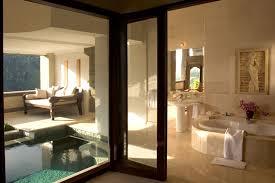 Bali Viceroy Pool And Incredible Marble Interior Design Ideas - Incredible bathroom designs