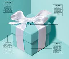 how tiffany u0027s iconic box became the world u0027s most popular package